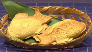 How to Make Taiyaki (Fish-Shaped Cake Recipe)