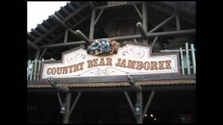 Country Bear Jamboree - Polly Wolly Doodle