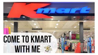 COME TO KMART WITH ME!