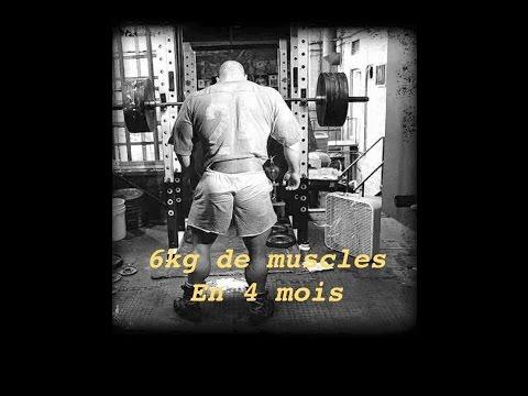 Lentraînement des muscles de lépine dorsale