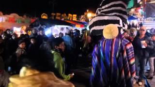 preview picture of video 'Peregrinaciones a la Virgen de Guadalupe en San Cristobal de las Casas'