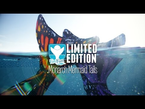 New Butterfly Mermaid Tails