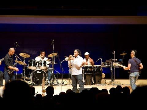 Patrick Charles Makandel Group-Sumida triphony hall concert, Sumida Jazz fest 2013