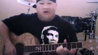 Whoa! - Rub One Out (crappy guitar cover)