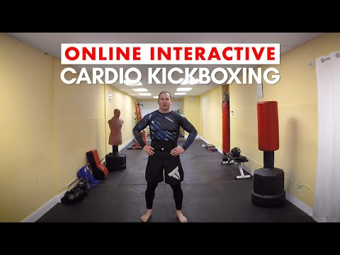 Fit Body By George Online Interactive Cardio Kickboxing Classes