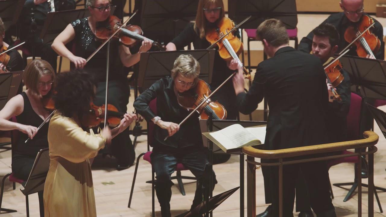 Mendelssohn Violin Concerto Op.64 (1844 version), 3rd mvt (RLPO/Duncan Ward)