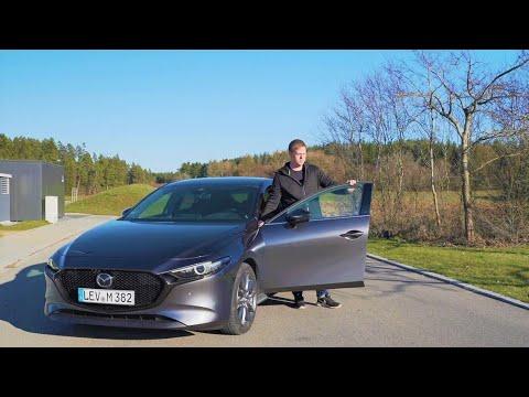 2020 Mazda 3 Skyactiv-X MHybrid 180 PS - Review, Test, Fahrbericht