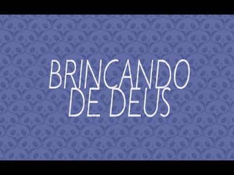 LIVRO BRINCANDO DE DEUS de Jéssica Ribeira e Letícia Pan | Por Carol Caputo