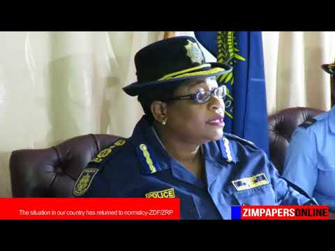 LATEST: ZRP, ZDF to conduct joint patrols