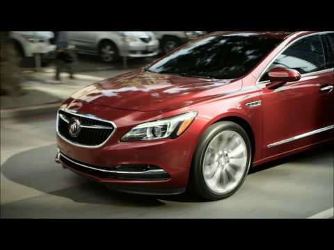2017 Buick LaCrosse Review | In Wheel Time