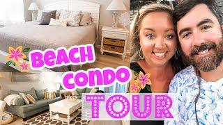 BEACH CONDO TOUR | NORTH MYRTLE BEACH | JESSICA O'DONOHUE