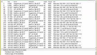 Determining ARP Refresh Rate With Wireshark