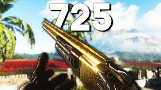 725 Gold Camo - Easy Unlock Guide