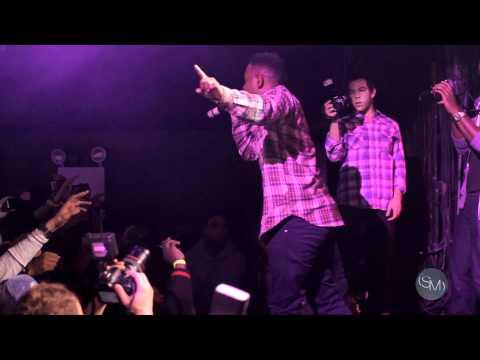 "Kendrick Lamar - ""ADHD"" LIVE with A$AP Rocky"