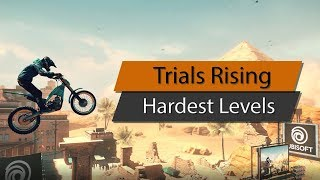 Trials Rising - Beating The Hardest Levels
