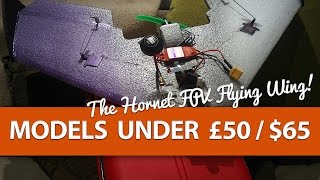 RC Models for UNDER £50 / $65 - Hornet Mini FPV Racing Wing - Part #4