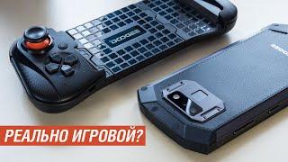Смартфон DOOGEE S70 6/64GB Red от компании Cthp - видео 2