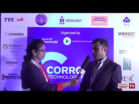 Dr. Kamalakanta Routray, Reliance Industries - Corrosion Technology Forum 2018