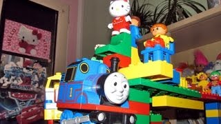 Lego Hello Kitty and Thomas The Train