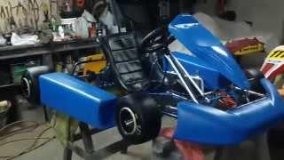 Vendo Chasis De Karting Vara (vendido)