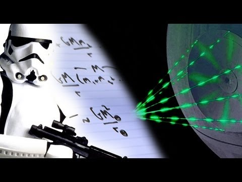 Could Mankind Really Invent A Planet-Destroying Death Star Laser?