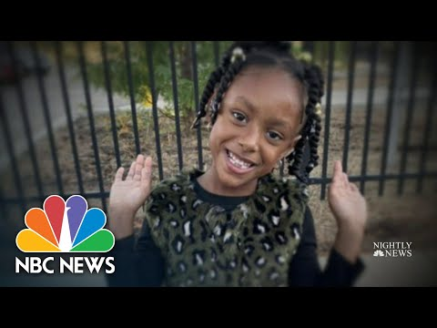 5-yr-old Daughter Of Detroit First Responders Dies After Contracting Coronavirus | NBC Nightly News