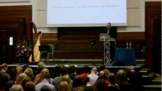 James Doty and Yotam Heineberg - Empathy and Compassion in Society 2012 - Video 7