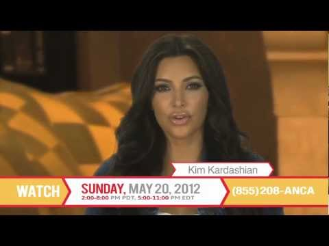 0 Kim Kardashian Urges Support for Telethon