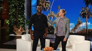 Sterling K. Brown Unexpectedly Drops In to Answer a Viewer Question - Video Youtube
