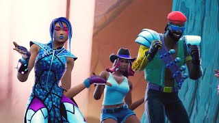Major Lazer   Que Calor (feat. J Balvin & El Alfa) (WiziBlimp Fortnite Music Video)