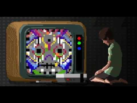 Perturbator - War Against Machines (16 bit Art Video)