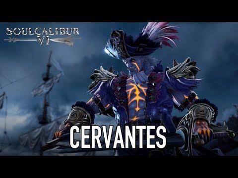 Trailer annonce de Cervantes  de SoulCalibur VI