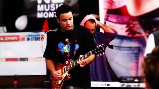 Dane Rumble - Always be here performed at Real Groovy