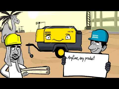 Atlas Copco Service Tips: Operating in the Heat - zdjęcie