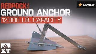 Jeep Wrangler RedRock 4x4 Ground Anchor Review