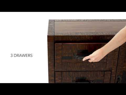 Vennilux Cabinet | Ashley Furniture HomeStore
