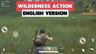 WILDERNESS ACTION ( ENGLISH ) - GAMEPLAY - iOS / ANDROID