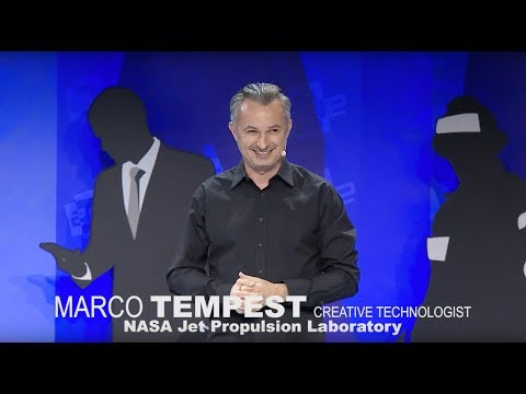 Sample video for Marco Tempest