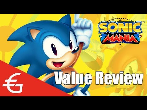 A very critical Value Review of Sonic Mania video thumbnail