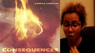 Camila Cabello - Consequences Orchestra Reaction