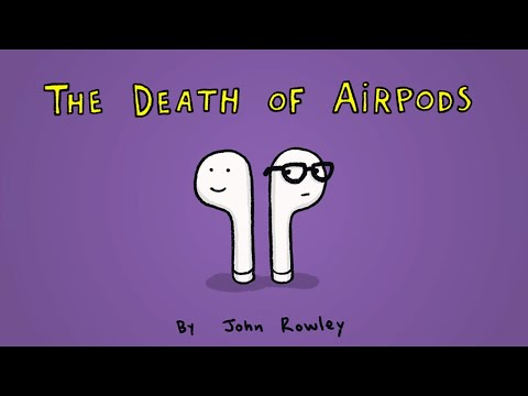 A great animation about AirPods