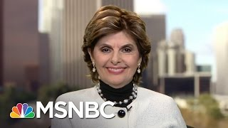 Gloria Allred Responds To Bill Cosby Charge | MSNBC thumbnail