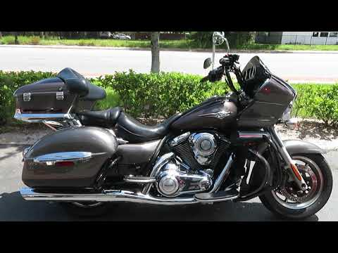 2012 Kawasaki Vulcan® 1700 Voyager® in Sanford, Florida - Video 1