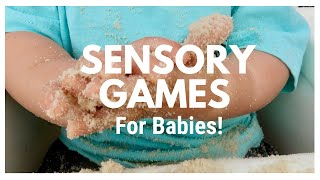 Baby Sensory Play Activities - Easy DIY Sensory Play Ideas