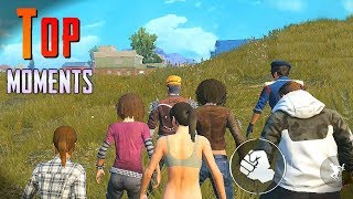 TOP BEST PUBG MOBILE FUNNY EPIC FAIL & WTF MOMENTS COMPILATION
