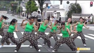 常葉学園菊川高校 ダンス部 「Celebrate」