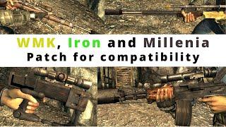 IronSight avec WMK et Millenia
