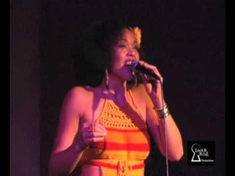 Maya Azucena sing live at Key Club