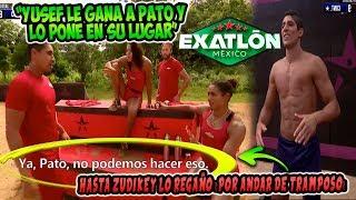 Exatlón es una competencia deportiva de alto rendimiento en donde los participantes prueban su fuerza, inteligencia y coraje para convertirse en el ganador absoluto. Lunes a Viernes 7:30pm por Azteca Uno  SUSCRIBETE AL OTRO CANAL https://bit.ly/2Tk6xq7  ************************************************************************ SIGUENOS EN FACEBOOK: https://www.facebook.com/groups/1588793894548151/ ************************************************************************