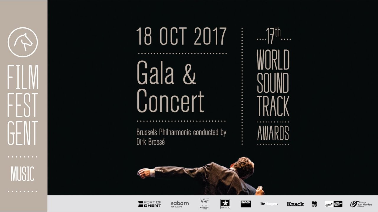 Aftermovie: this was the 17th edition of the World Soundtrack Awards